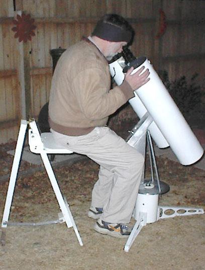 My Six-Inch Binoculars