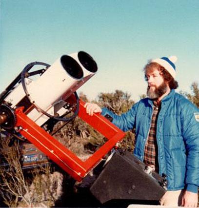 Cassegrain Binoculars