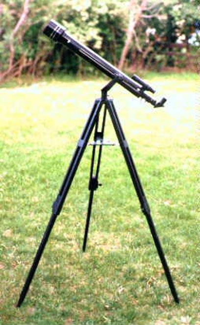 Cheapo Telescope
