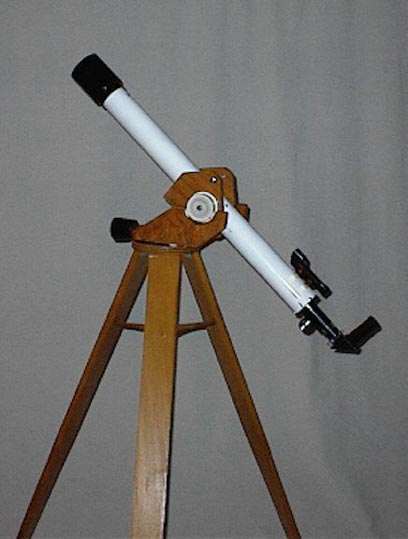 Redeemed Telescope