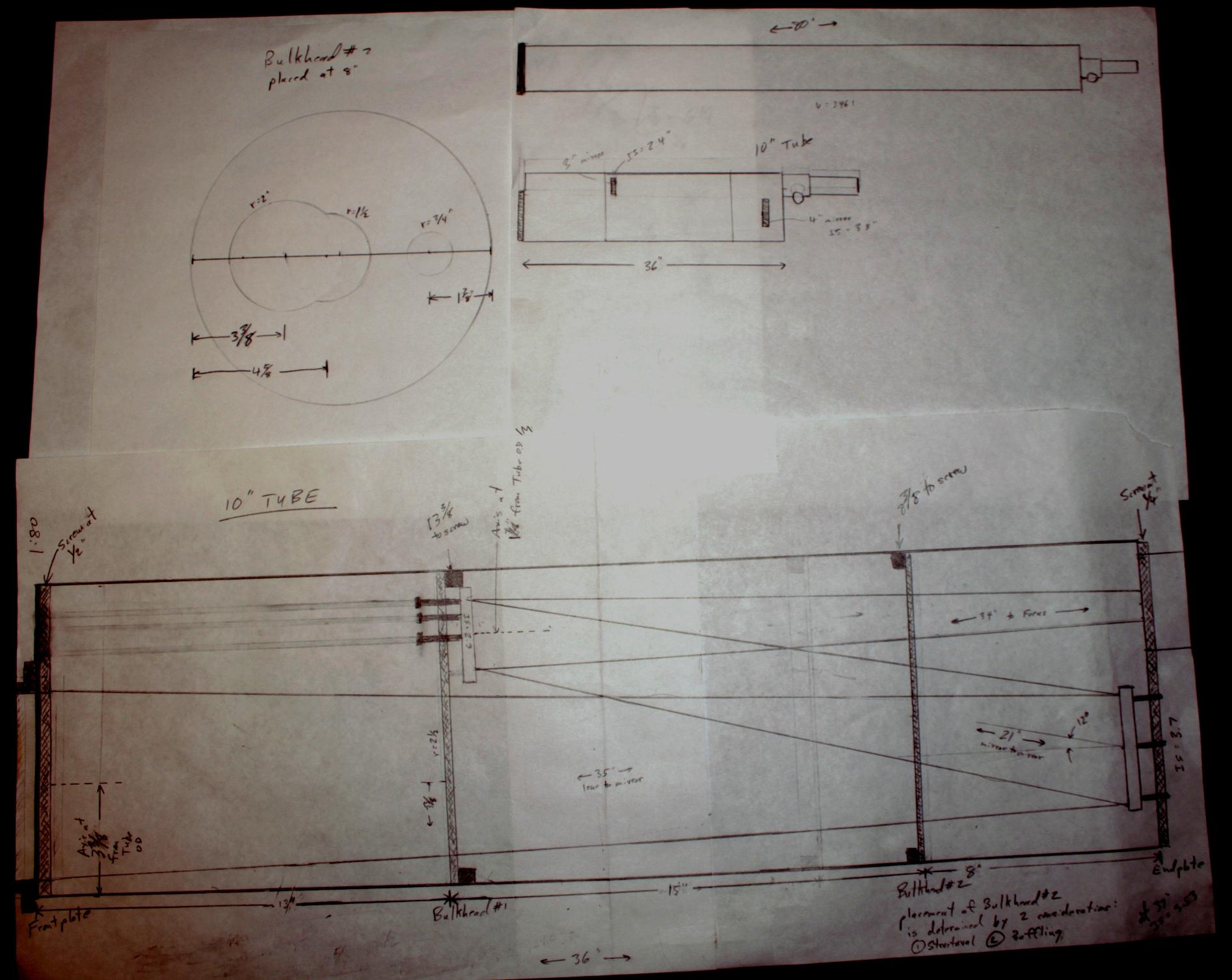 Folded Refractor Plans