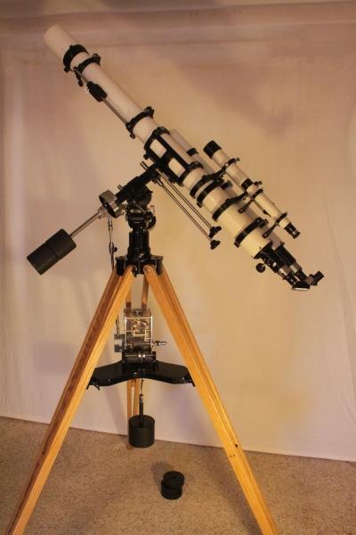 Unitron 3 inch refractor