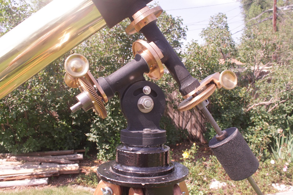 Tinsley Equatorial Mount
