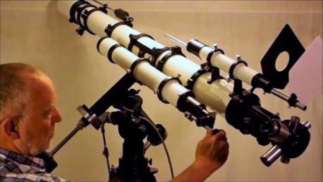 Unitron 160 4 inch f/15 refractor