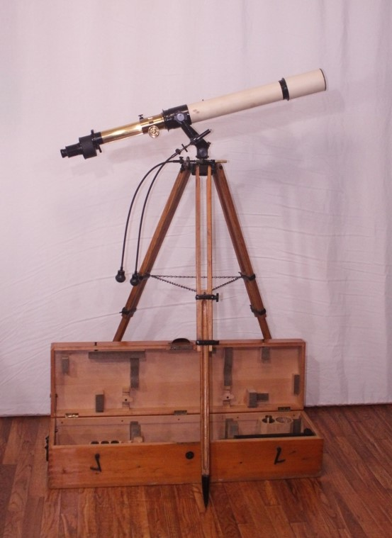 Zeiss Asegur Traveling Telescope AS 63/840
